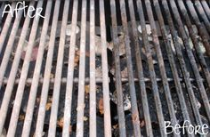 How to Clean BBQ Grills {Easy Peasy!} - Ask Anna