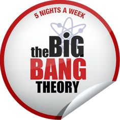 The Big Bang Theory... Check-in 25 times on GetGlue.com for this sweet sticker!