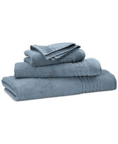 Lauren Ralph Lauren Pierce Cotton Hand Towel - King Fisher Blue