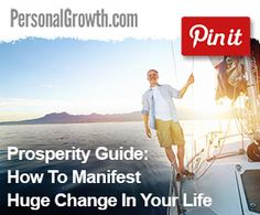 Prosperity Guide: How To Manifest Huge Change In Your Life