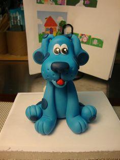 Sugar paste doggie