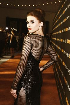 Holland Roden <---- go away your to pretty.