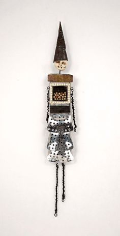 assemblage doll