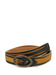 200 kr (400) Lee Leather Belt, light bronze