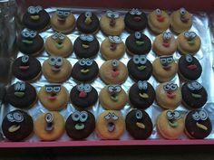 Donut trakteren