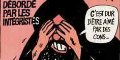 Charlie Hebdo. Le 7 janvier 2015 un attentat a eu lieu au journal de Charlie Hebdo, 12 personnes sont mortes. Ces hommes se sont battus pour la liberté d'expression, on ne les oubliera pas.