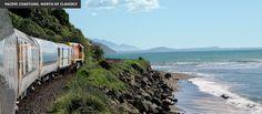 KiwiRail Scenic Journeys | Coastal Pacific