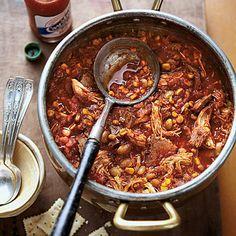 Chicken-and-Brisket Brunswick Stew—always a crowd pleaser!
