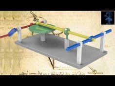Spatial Slider-Crank II Mechanism 3D Model - YouTube