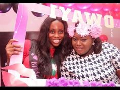BRIDAL SHOWER - SURPRISE SURPRISE!!! Cheeks and JamJam Unscripted In Lag...