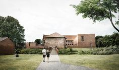 Gallery of Cubo + jaja Win Competition to Restore the Nyborg Castle in Denmark - 3