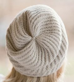 Slouchy Hat Knitting Patterns