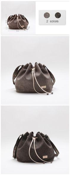 Handmade messenger bag/Noe