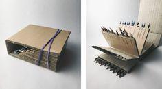 DIY Organization: Making a Nib Organizer With Cardboard Scraps! — Studio Chavelli: Calligraphy & Design - New Sites Art Studio Room, Art Studio At Home, Diy Organizer, Art Studio Organization, Diy Organization, Rangement Art, Calligraphy Tools, Art Storage, Pen Nib