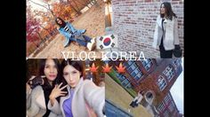 VLOG Korea part 1 ลัดฟ้าพาหัวใจมาห่มลมหนาว🍁🍁🍁