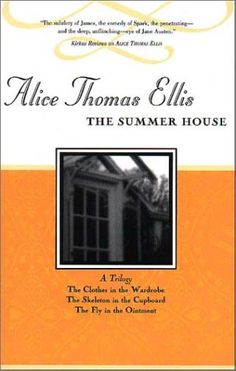 The Summer House: A Trilogy.  One of my favorite books.
