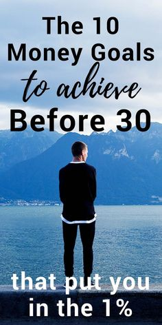 Money tips for twenty somethings | money bucket list for age 30 | what to achieve by age 30