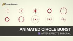 After Effects Tutorial: Animated Circle Burst