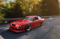 Nissan Silvia one day! S13 Silvia, Japanese Domestic Market, Nissan 240sx, Rx7, Nissan Silvia, Jdm Cars, Dream Cars, Vehicles, Japan Cars