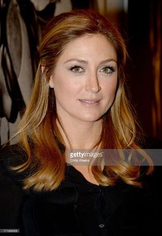 Actress Sasha Alexander attends the Helmut Newton opening night exhibit at Annenberg Space For Photography on June 27, 2013 in Century City, California.
