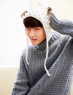 Ngẩn ngơ ngắm Lay (EXO) khoe vẻ gợi cảm trong bộ ảnh mới - Ảnh 3.