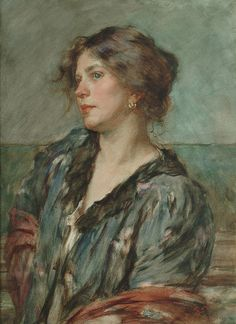 A Venetian Lady, Alessandro Zezzos