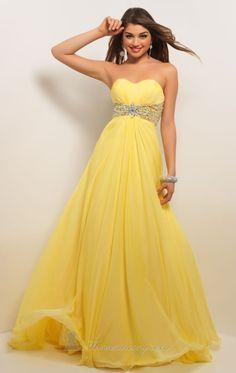 hermoso-vestido-fiesta-largo-azul-amarillo-rojo-graduacion-6600-MLM5081874125_092013-F.jpg (759×1200)