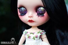 Custom Blythe doll - Marcheline - by Chinalilly Dolls
