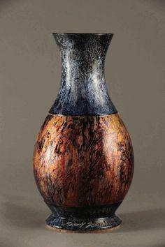 Vase : VAn-2016-05-28-03 Vans 2016, Design Creation, Contemporary Ceramics, Neoclassical, Vases, Creations, Sculpture, Home Decor, Art