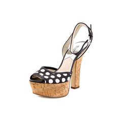 Michael Michael Kors Adria Ankle Strap Womens Size 8.5 Black Open Toe Leather ** Find out more about the great product at the image link. #sandals