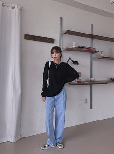 All Black Fashion, Normcore, Outfits, Furniture, Home Decor, Style, Outfit, Swag, Suits