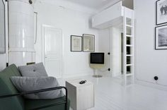 Small Room Idea #ideas (from http://foter.com)