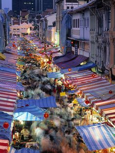Singapore hawker market.   The more interesting post are waiting for you on www.tripsingapore.com