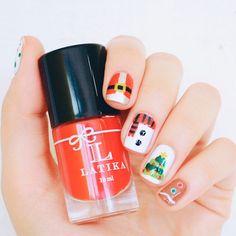 nail-art-xmas | Jess Vieira | Depois dos Quinze