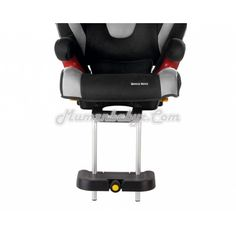 RECARO - Monza Nova IS - Car Seat - Foot Rest    Footrest made of aluminium and scratch-resistant plastic. Adjustable in height. Offers more comfort during the ride.