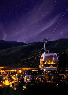 Visit Vail in the summer and you won't regret it Elle Travel, Aspen Snowmass, Vail Colorado, Town And Country, Beautiful Places, Amazing Places, The Good Place, Skiing, Travel Destinations