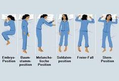 Die Schlafposition kann sehr viel über unsere Persönlichkeit, Gewohnheiten und Sorgen aussagen. Es gibt viele verschiedene Positionen, alleine oder mit Partner. Erfahren Sie in diesem Beitrag mehr über die Bedeutung der verschiedenen Schlafstellungen.