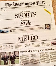How I Read the Newspaper - http://www.jamierubin.net/2016/01/11/how-i-read-the-newspaper/