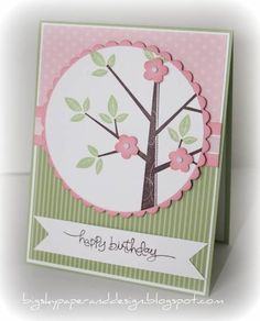 Season of Friendship, Stampin' Up! by lorie