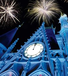 top new years eve destinations in america disney new years eve walt disney world