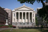 Gallier Hall, Lafayette Square, New Orleans