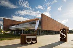 Biblioteca São Paulo / Aflalo & Gasperini Arquitetos