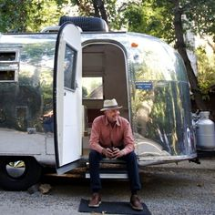 Hofmann, Hofmann Architecture, Wally Hofmann, Airstream, Travel, Baby Boomer, Explore, Vintage, Renovation, Design, Small Space, Tiny Living, Tiny Home, Small Space Living