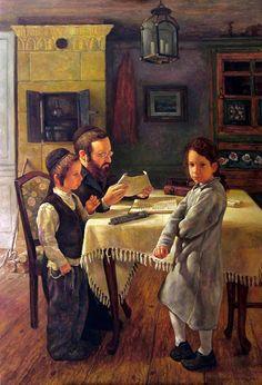 Jewish Children's hairstyles
