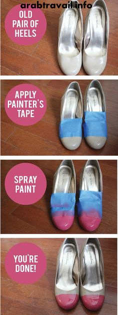 Decorate shoes
