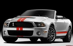 Ford mustang convertible shelby gt500 muscle car (2880x1800, mustang, convertible, shelby, gt500, muscle, car) via www.allwallpaper.in