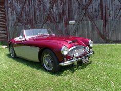 1962 Austin-Healey 3000 BT7 For Sale
