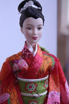 Princess of Japan Barbie