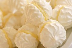 Lemon Meringue Cookies! Recipe is in Polish, but there is an English version too.