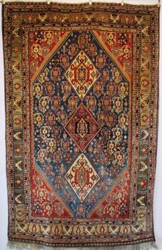 19th century Qashqai rug. Exhibitor Aaron Nejad. The London Antique Rug and Textile Art Fair (LARTA) is a souk-like event with the opportunity to choose a genuine antique rug for your home, from a wide selection offered by esteemed antique rug dealers. LARTA Fair will open its fifth annual event, from Thursday 16 to Sunday 19 April 2015